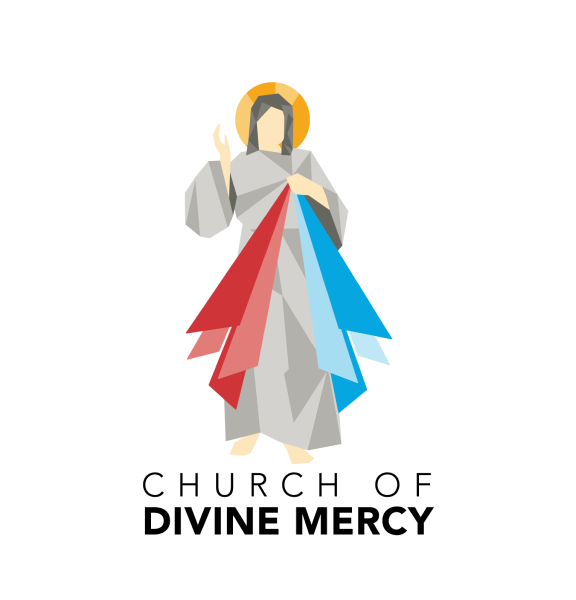 New Logo For Church of Divine Mercy